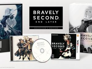 Bravely Second dated for North American shores, comes with Collector's Edition bundle