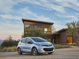 2017 Chevy Bolt unveiled — The everyman's electric car