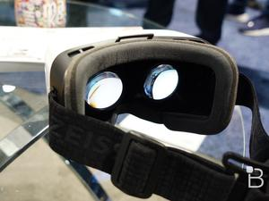 Zeiss VR One hands on! Google Cardboard was never this cool