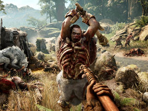 Far Cry Primal 30 minute open world gameplay video leaks