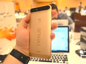 Gold Nexus 6P and the best of Huawei: Watch Elegant, Mate 8, and more