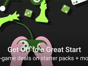 Google Play offers up to 50% off in-app purchases for Android games