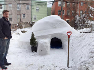 This dude put an igloo on Airbnb for $200 a night