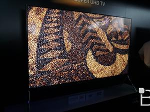 LG's 98-inch 8K TV makes my TV look like a stupid toy and now I'm sad