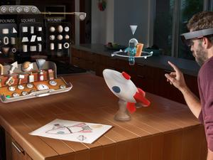 Microsoft HoloLens will help you design the kitchen of your dreams at Lowe's
