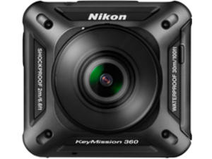Nikon KeyMission 360 is new action cam that can shoot 360-degree video