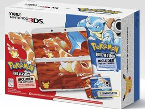 Pokémon Red and Blue New 3DS bundle announced, series getting Super Bowl commercial