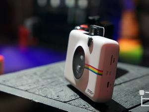 Polaroid Snap Plus is an instant camera for a digital generation