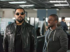 Ride Along 2 takes top spot at the box office