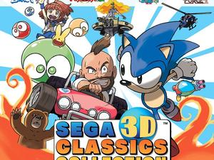 SEGA 3D Classics Collection to be released in April, just in case you don't own Altered Beast already