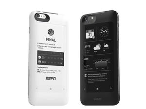 PopSlate 2 e-ink iPhone case launches with awesome new design and features