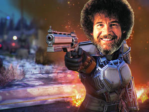 Modder adds Bob Ross's voice to XCOM 2, and it's just so happy and wonderful