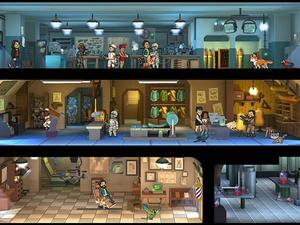 Fallout Shelter is getting a big update this week, adding crafting and new rooms