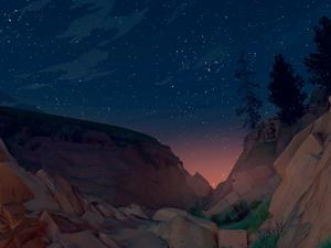 The beautiful Firewatch has sold more than 500,000 copies