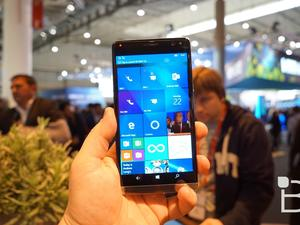 HP Elite X3 hands-on: Windows 10 for phones, Snapdragon 820, QHD and more