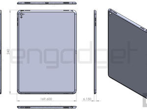 Leaked iPad Air 3 schematics confirm four speakers, Smart Connector