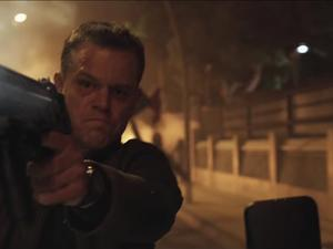 Jason Bourne wins the weekend at the box office