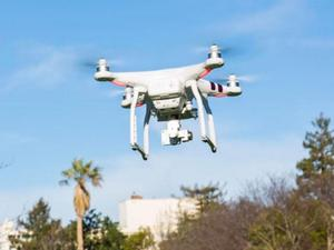 AT&T and Intel reveal awesome new LTE-powered drones