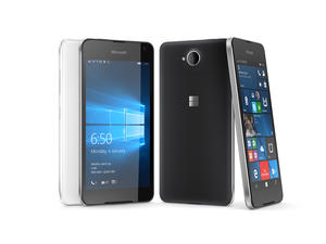Microsoft's $199 Lumia 650 is official