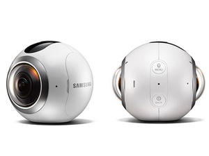 Samsung Gear 360 coming to the U.S. on August 19