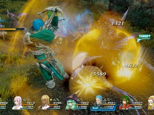 Star Ocean: Integrity and Faithlessness trailers introduce Emmerson and Anne