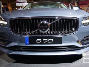 Volvo prices S90 - Here's what it'll cost to sit your rump on some Swedish luxury leather