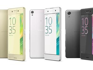 Sony unveils new Xperia X lineup at MWC