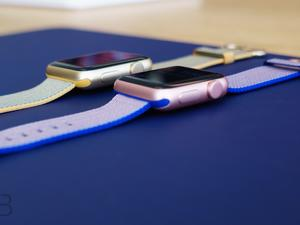 Coach Apple Watch bands revealed in new photos
