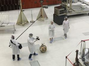 BB-8 meets NASA's real robots in cute photo gallery