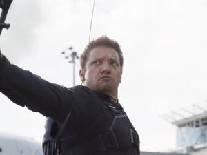 Marvel Studios loves all the attention Hawkeye is getting