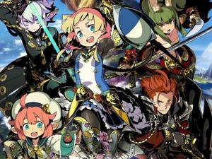Etrian Odyssey V 15 minutes of footage shows character creation and combat