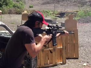 Don't mess with Keanu Reeves after John Wick 2's firearm training