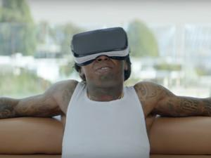 New Samsung Gear VR may include handheld controller