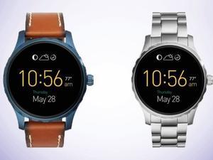 Fossil unveils beautiful new smartwatches and fitness trackers
