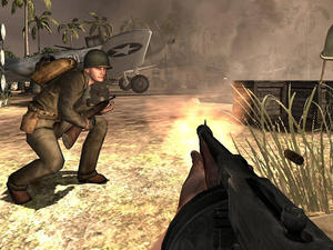 Medal of Honor: Pacific Assault free on Origin right now