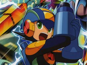 Mega Man Battle Network 6 closes out the series on Wii U