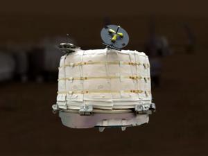 NASA fails to inflate expandable habitat attached to the ISS