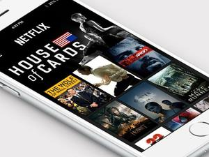 Netflix will let users take control of data throttling in May