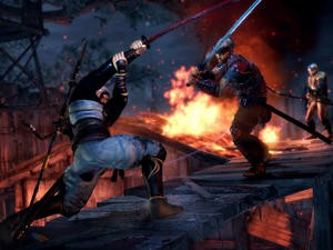 Nioh demo lets you choose between good graphics or a steady framerate