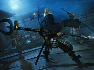 Ni-Oh is looking really solid, like Dark Souls meets a samurai flick