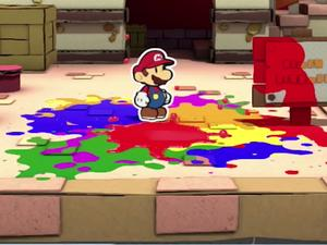 Paper Mario: Color Splash trailer highlights the only big Wii U game for this holiday