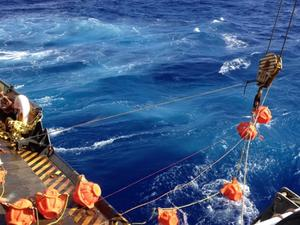 Hear terrifying noises from 7 miles below the ocean's surface