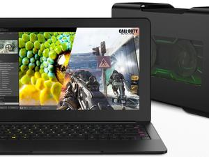 AMD's incredible XConnect tech brings desktop graphics to notebooks