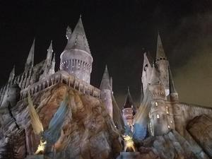Samsung Galaxy S7 vs. Galaxy S6 Edge Plus camera samples: Low-light camera samples from Hogwarts