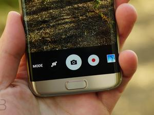 Galaxy S7 and Galaxy S7 Edge home buttons scratch easily, report says
