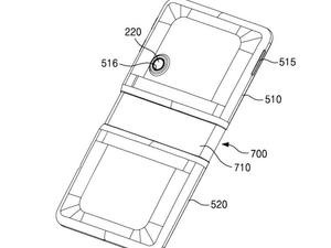 Samsung's foldable phone detailed in new patent