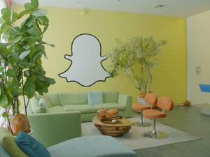 Kid sues Snapchat for showing naughty Discover content