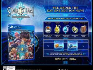 Star Ocean: Integrity and Faithlessness launching on June 28 with Day One Edition