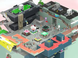 Tokyo 42 gameplay reveals unique styles, still looks like violent candy