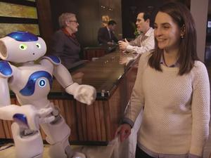 IBM Watson-powered concierge robot arrives at Hilton hotel